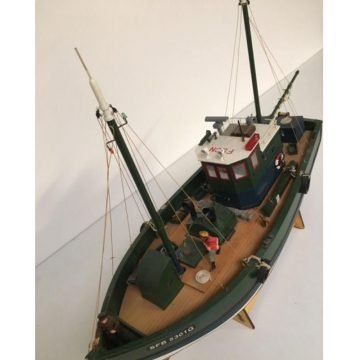 Thunder Tiger Fishing Boat