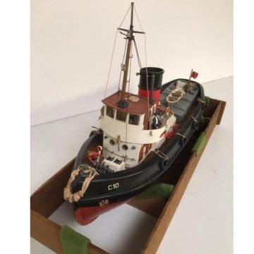 Small Scale Tug Boat