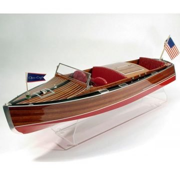 Dumas Chris-Craft 24' Mahogany Runabout 1930 #1230