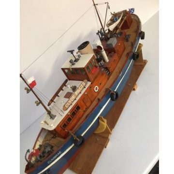 Caldercraft Cumbrae - Clyde Pilot Cutter 1:32 Scale