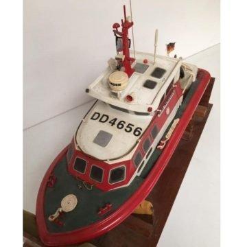 Graupner Rescue Boat Hans Ingwersen
