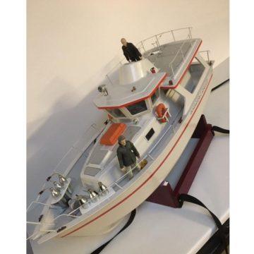 Krick Nordstrand Trawler Yacht