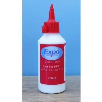 47040 250ml Expo Fast Set PVA