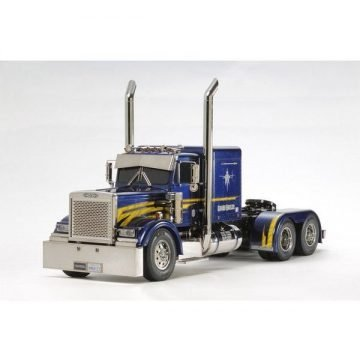 Tamiya 1/14 R/C Grand Hauler Truck Model Kit
