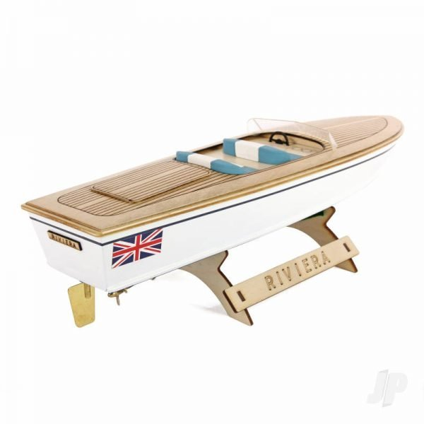 Riviera Motor Boat Kit 400mm