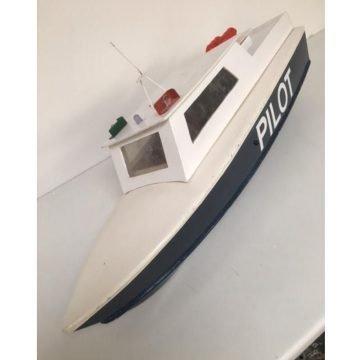 Wooden Hull Pilot Boat