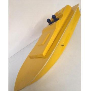 Fiberglass Hull Speed Boat