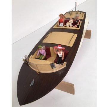 Riviera Style Boat Ryan 1