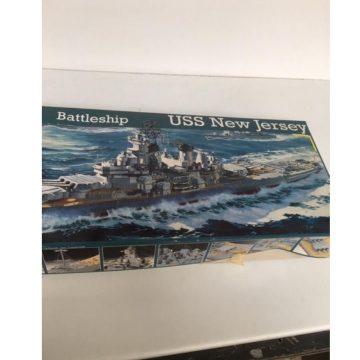 REVELL 05059 USS NEW JERSEY 1:350