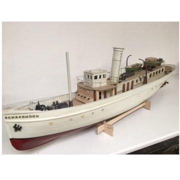 Caldercraft Schaarhorn – Steam Yacht