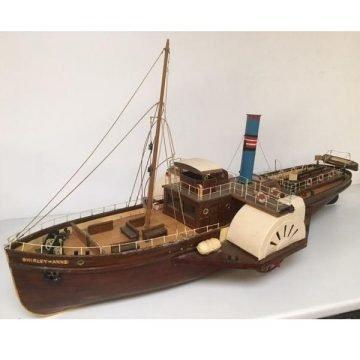 graupner paddle steamer