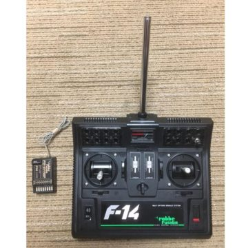 Robbe Futaba F14 Transmitter and Receiver 40Mhz FM