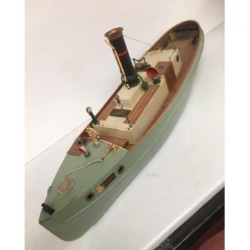 Rosegarth Steam Style Boat