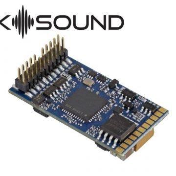 Plux 22 Sound decoders