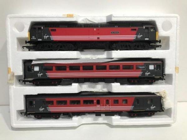 Virgin 47 & Mk2 Coaches